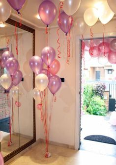 primera comunion decoraciones de fiestas - Google Search Baby Birthday, Birthday Bash, Birthday Parties, Balloon Decorations, Birthday Party Decorations, Baby Shower, Bridal Shower, Ideas Para Fiestas, Balloon Bouquet