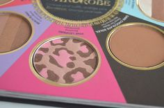 Review of Too Faced The Little Black Book of Bronzers at www.shehasclass.com