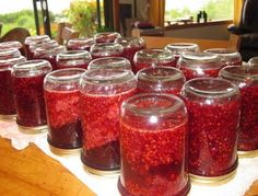 Two Sisters: The Recipes: Jams and Jellies