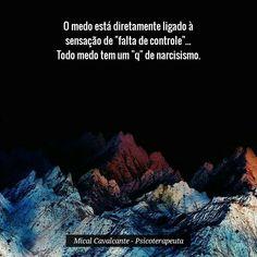 """17 curtidas, 3 comentários - Mical Cavalcante (@micalcavalcante) no Instagram: """"O reconhecimento de que o eu se difere do mundo (tudo) traz a sensação de desamparo, fazendo…"""""""
