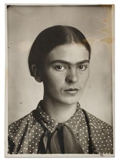Guillermo Kahlo, Frida Kahlo, circa Silver gelatin print, x in. Collection of Museo Frida Kahlo. Bank of Mexico, Fiduciary in the Diego Rivera and Frida Kahlo Museum Trust Frida Kahlo Exhibit, Diego Rivera Frida Kahlo, Frida And Diego, Tina Modotti, Edward Weston, Call Of Cthulhu, Man Ray, Brooklyn, Victoria And Albert Museum