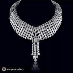 A swoonworthy diamondtastic necklace f