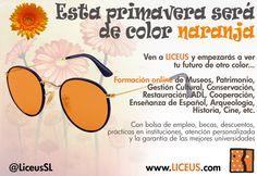 Esta primavera el naranja es el color de moda