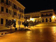 Plaza de la Barandilla San Juan Puerto Rico