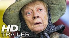THE LADY IN THE VAN Trailer German Deutsch (2016)
