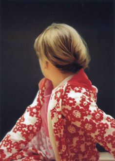 Betty, 1988 , Öl auf Leinwand Saint Louis Art Museum  // by Gerhard Richter