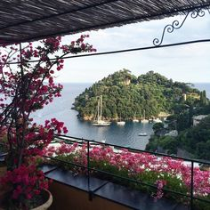 My Top Ten Favorite Lunch Spots In The Mediterranean LA SPLENDIDO HOTEL, PORTOFINO ITALY