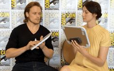 """How would you describe the Outlander fans? 