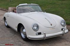 Porsche 356 A Cabriolet. OMG. Absolutely love! That car would be great in Cali..