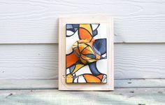 #abstract #art #wood #crafts #handmade #painting #sculpture #gifts   http://kbjoseph.com/shop/