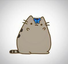 PUSHEEN - What more to say other than we just LOVE cool stuff!