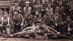 12 amazing WW1 facts that you probably don't know:  World War One often conjures up images of a horrific bloodbath fought in the trenches of the Western Front. While this certainly captures some of the reality, did you know that the war spread as far as China? Or that it was fought by servicemen from Asia, North America, the Caribbean, Australasia and Africa?  Here are 12 surprising facts about World War One PIC: Secret Tunnelers of WW1