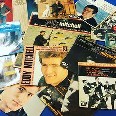 5ced08fa628 Fan de Eddy Mitchell   Profitez en ! Arrivage d une collection de vynil  spéciale