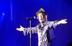 Show de despedida dos Rolling Stones em Porto Alegre acontece sob muita chuva