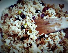 Jewelled rice pilaf - CookTogether