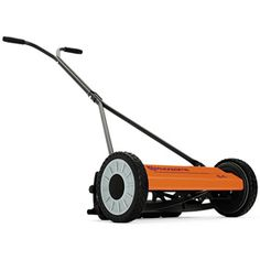 "Husqvarna 964 95 40-03 64 (16"") Novocut High-Cut 5-Blade Push Reel Mower"