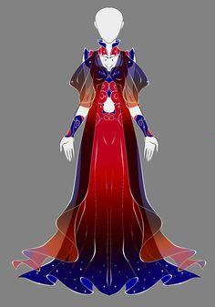 Dress adopt - Auction OPEN by onavici.deviantart.com on @DeviantArt
