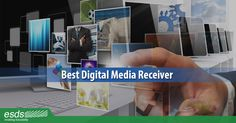 Which of the following can be best described as a digital media receiver? A.  Apple TV B. Google TV C. Windows Live D. All of the mentioned  #Receiver #Digital