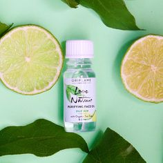 The Pure Mattifying Magic – tea tree and lime Face Care, Body Care, Oriflame Beauty Products, Oriflame Business, Medicine Packaging, Face Lotion, Tea Tree Essential Oil, Cosmetic Packaging, Face Oil