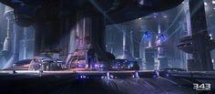 発売迫る「Halo 5:Guardians」のコンセプトアート12点を掲載 - 4Gamer.net