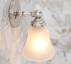 Sussex Single Sconce #potterybarn