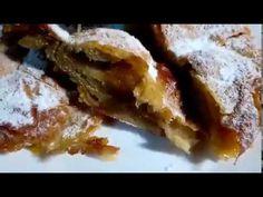 MOLDAVIAN pie with pumpkin.Recipe in description. Tasty Dishes, Tart, Pie, Pumpkin, Bread, Make It Yourself, Breakfast, Videos, Youtube