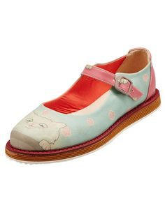 Dogo-Shoes Kitty bunt bei Deerberg.de 9ff77479f643
