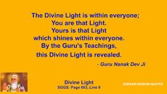 GURBANI.WISDOM.QUOTES (SGGS): Quote 140 - Guru Nanak Dev Ji (Divine Light)
