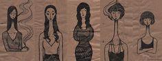 Lo Scarabocchio: Women