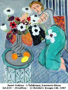 Matisse ~Repinned Via Kay Haydon
