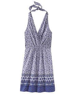 Printed Go Anywhere Dress