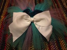 Baby Tutu Bow by ToTheLuna on Etsy