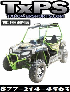 Fully Loaded Cazador OUTFITTER 200 Golf Cart 4 Seater
