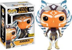 Ahsoka Tano Joins the Star Wars Pop Vinyl Family