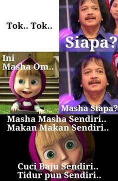 masha...masha ..sendiri ;p