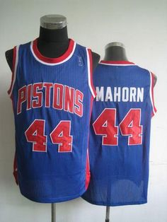 5baabe8eef4 Pistons #44 Rick Mahorn Blue Throwback Stitched NBA Jersey Cheap Nba Jerseys,  Cheap Football