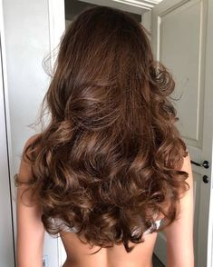 Hair Inspo, Hair Inspiration, Aesthetic Hair, Grunge Hair, Hair Highlights, Hair Day, Gorgeous Hair, Pretty Hairstyles, Brunette Hairstyles