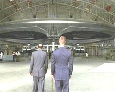 Area 51 (or Groom Lake) back in the late 1980's on a back-engineering program an 'exchange' program with the ETs occurred in the 1970's, which, resulted in the acquisition of nine UFOs so that their technologies could be researched.