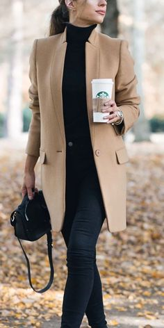 38 Stylish Work Office Outfits Ideas For Women - Work Outfits Women 38 Stylish Work Office Outfits Ideas For Women - Casual Work Outfits, Winter Outfits For Work, Winter Fashion Outfits, Mode Outfits, Classy Outfits, Fall Fashion, Work Casual, Casual Jeans, Stylish Outfits