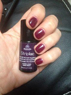 Alessandro striplac Classic stars Dark Violet