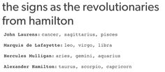 """Moment of truth. 
