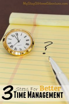 Steps for better time management - If you are needing a bit of help with your time management then I have 3 steps for better time management to get your back on track. (scheduled via http://www.tailwindapp.com?utm_source=pinterest&utm_medium=twpin&utm_content=post602283&utm_campaign=scheduler_attribution)
