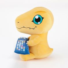 Digimon to cuddle while you type