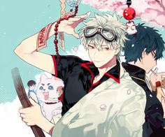 Uploaded by ad astra. Find images and videos about gintama on We Heart It - the app to get lost in what you love. Manga Anime, Anime Art, Manga Boy, Samurai, Okikagu, Cute Anime Guys, Me Me Me Anime, Haikyuu, Character Design