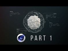 Cinema 4D and Photoshop - Abstract Galactic Sphere Tutorial