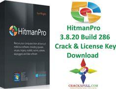 HitmanPro 3.8.20 Build 286 Crack & License Key Download