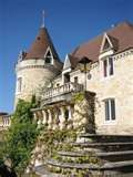 Chateau Joncasses - Midi-Pyrenees, overlooking Lot valley