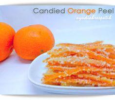 Momylicious...: Candied Orange Peel alias Manisan Kulit Jeruk