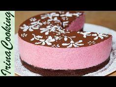 Постный ШОКОЛАДНЫЙ МУССОВЫЙ ТОРТ с вишней | Vegan Cherry & Chocolate Mousse Cake - YouTube