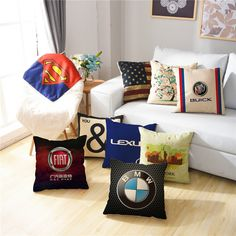#AliExpress Beautyhouse office home sofa decorative pillow case Nordic brand car pillow decoration wholesale wedding gift sofa cushion cover (32806466920) #SuperDeals